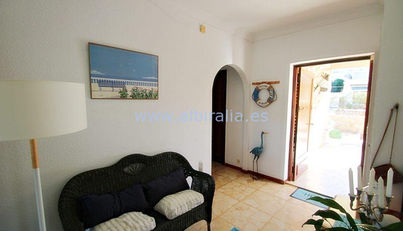 villa guest apartment big garage sale albir altea