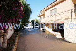 villa house sale albir view