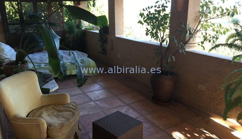 villa house for sale cap regret la olla altea