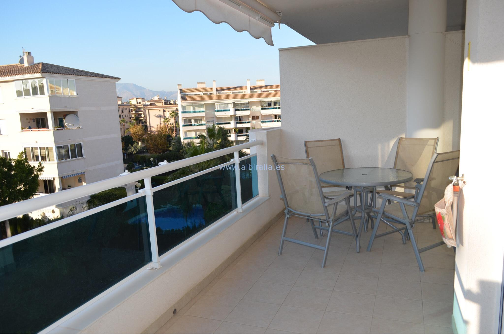 Holidays apartment in Estrella 2 Albir I A241
