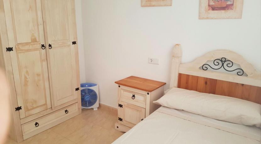 nice simple apartment rent albir altea benidorm