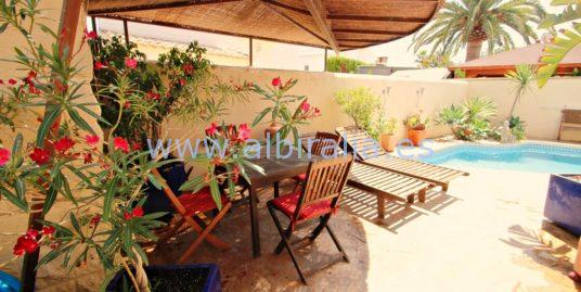 Detached villa private pool Alfaz I V241