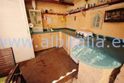 villa private pool long term rent alfaz