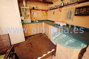 villa private pool long term rent alfaz