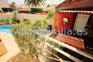 Villa langtidsleie møblert Albir Altea