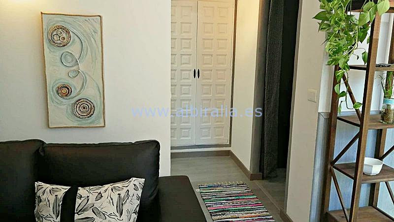 long term apartment albir altea beach