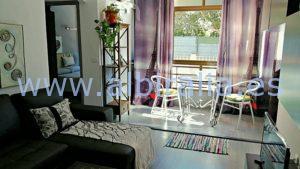 long term apartment albir altea beach