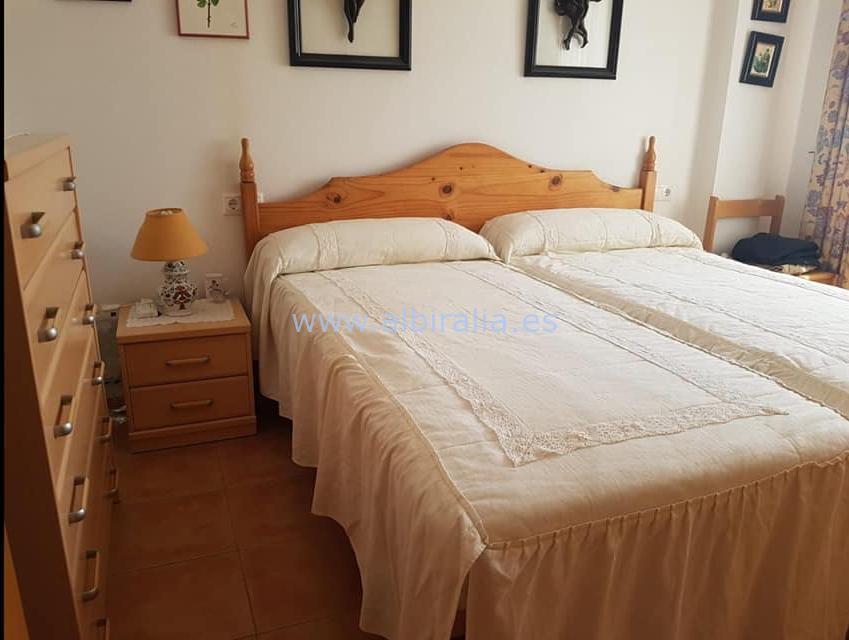 One bedroom apartment long term rent Albir I A246