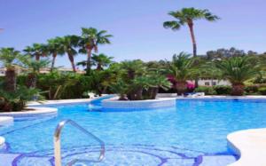 Beautiful apartment holidays summer 2019 Albir Altea