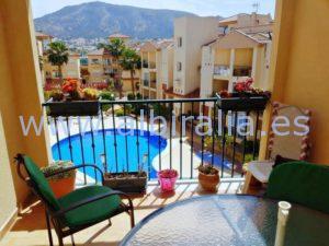 Florida long term rent one bedroom apartment Albir
