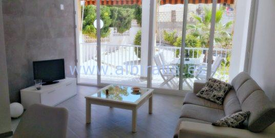 Modern apartment short term rent Albir I A247