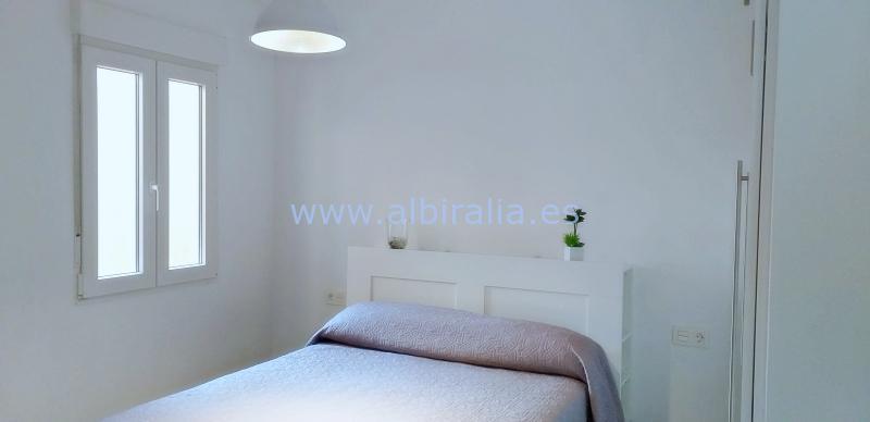 sunny modern house rent albir altea pool