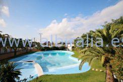Lagomar swimming pool svømme basseng piscina grande Albir