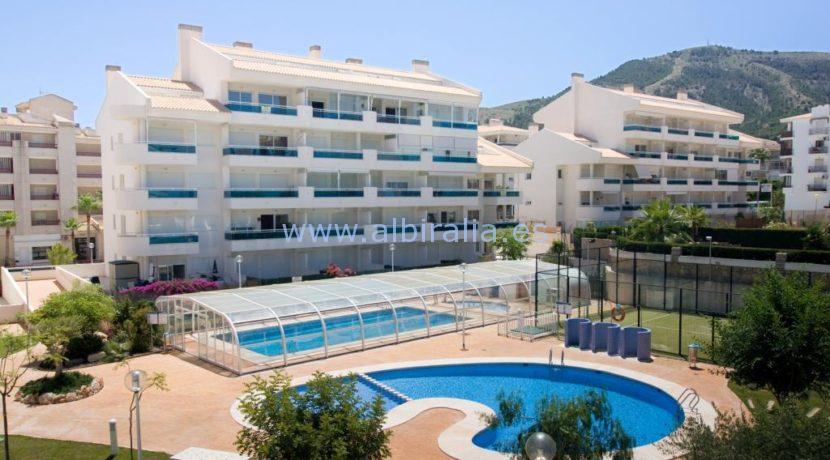 Albir estrella 2 rent apartment long term playa albir albiralia