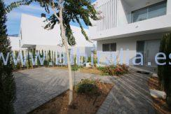 Hercules modern villa sea view long term rent Albir beach