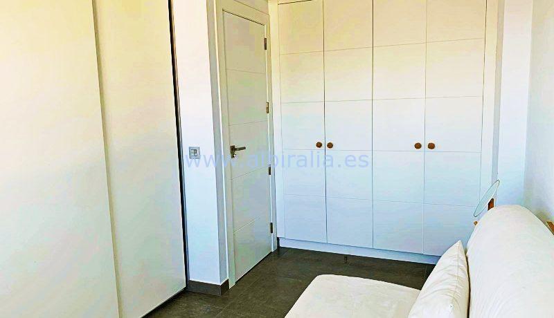 Villa norsk standart langtidsleie sentralt Albir havutsikt