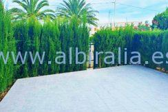Hercules Albir villa detached house long term rent sea view