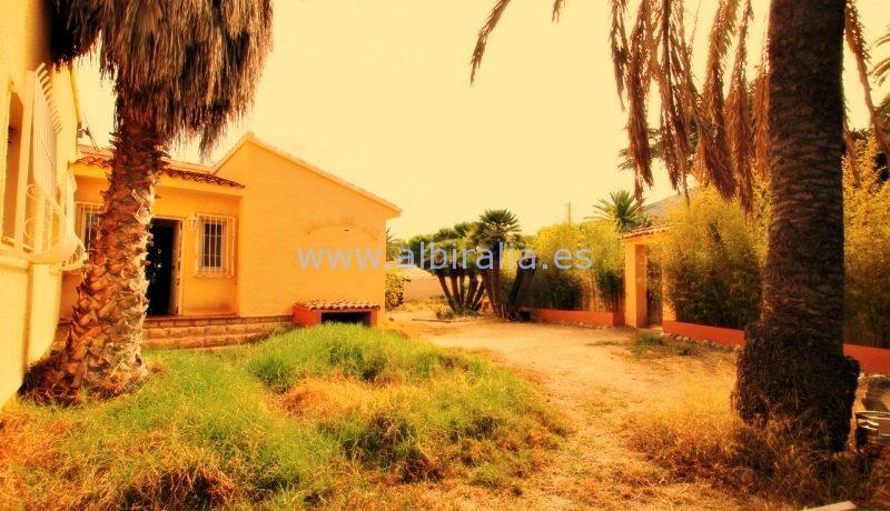 For sale villa chalet albir pool beach sea