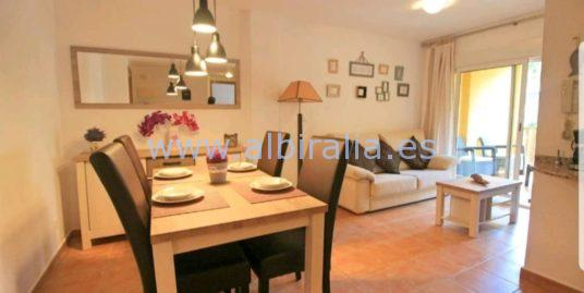 One bedroom apartment for long term in Albir I A251
