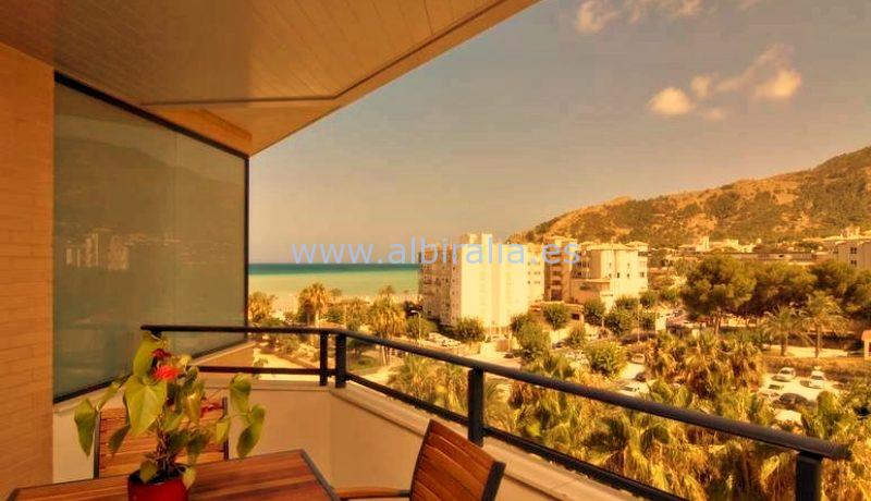 Modern Apartment short long term rent Albir beach faro Altea