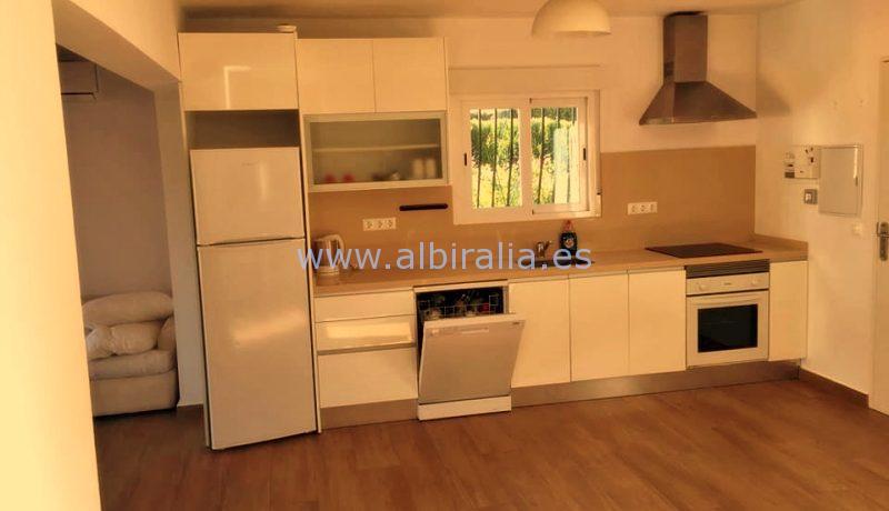 Langtidsleie villa moderne skandinavisk styl standart Albir