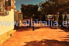 Modern villa rent long term albir altea swimming pool