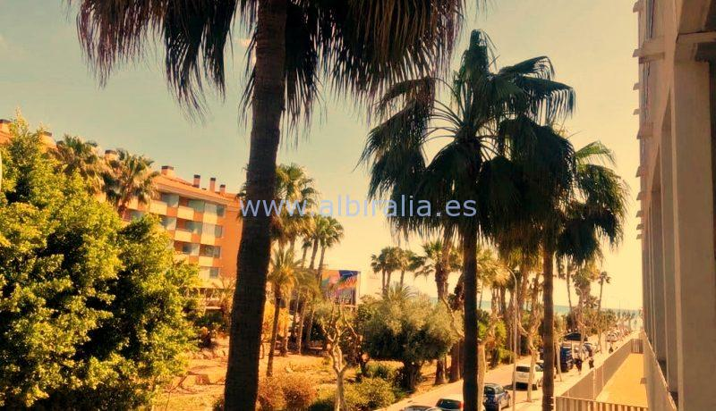 Holidays apartment in the center of Playa del Albir
