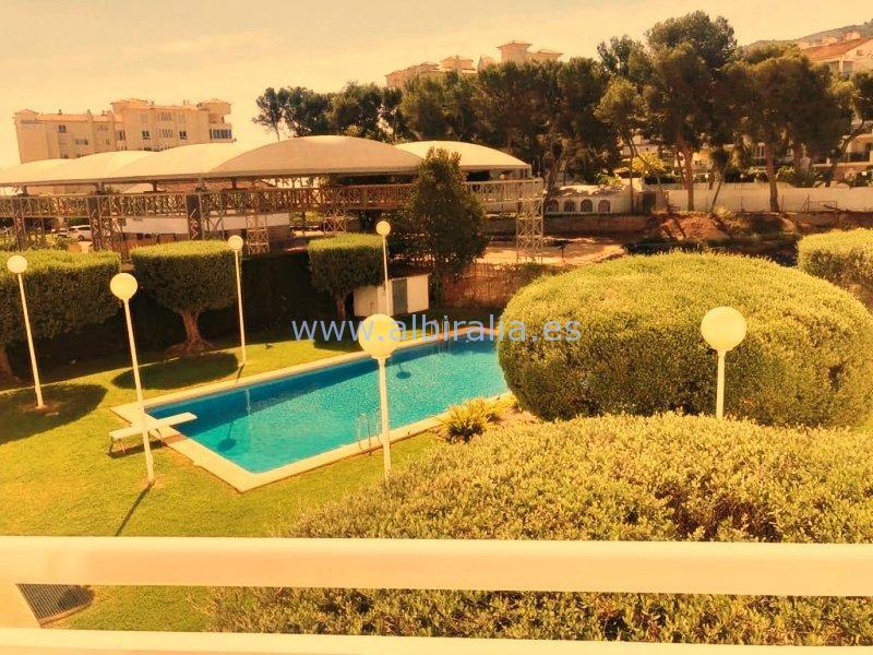 Long term rental apartment in Albir I A304