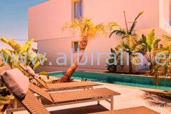 Albiralia leilighet til langtidsleie i Albir Altea