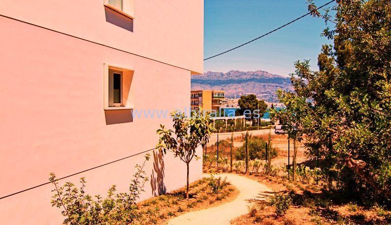 Albiralia leilighet til langtidsleie i Albir Altea 3