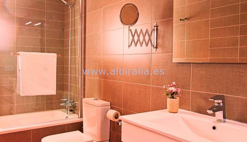 Albiralia leilighet til langtidsleie i Albir Altea 8