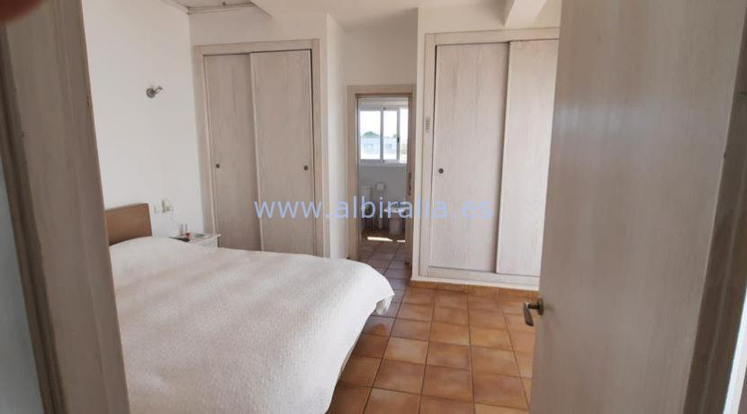 Bedroom 2 urb Belmonte Den Norske Skole Alfaz