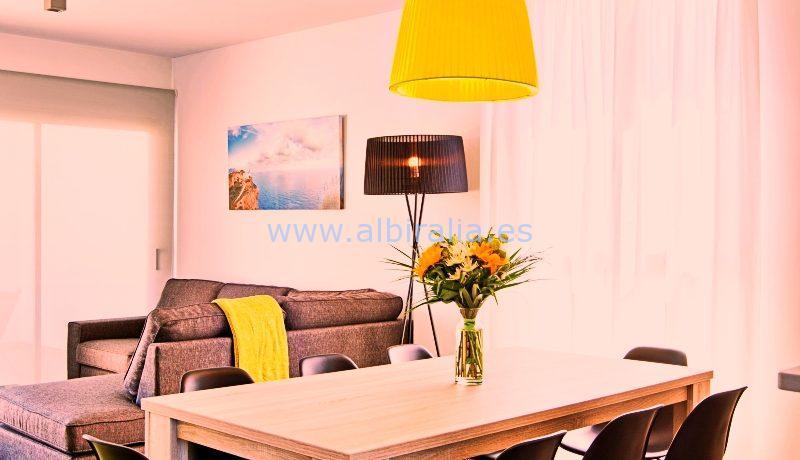 Modern property long term rent Albir 9
