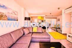 Moderne villa til langtidsleie i Albir 3
