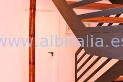 Moderne villa til langtidsleie i Albir 7