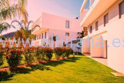 New build villa for rent in Albir 2