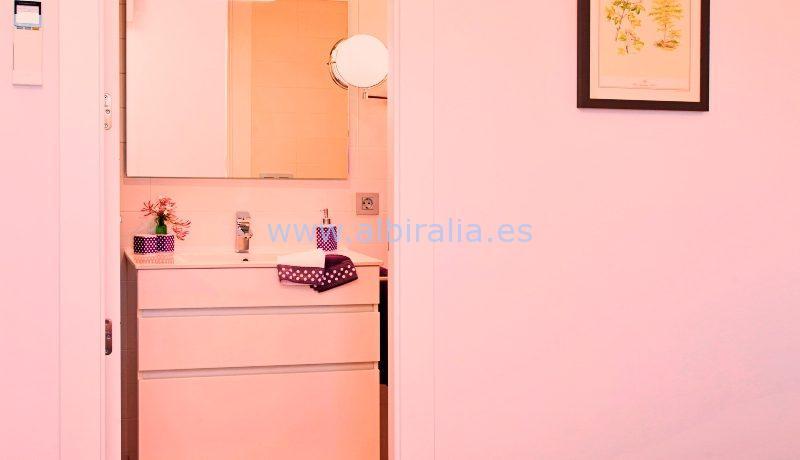New build villa for rent in Albir 3