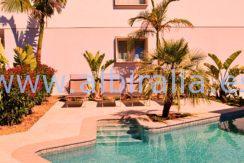 New build villa for rent in Albir 5