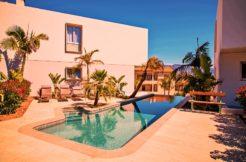 Modern villa for rent Albir Altea