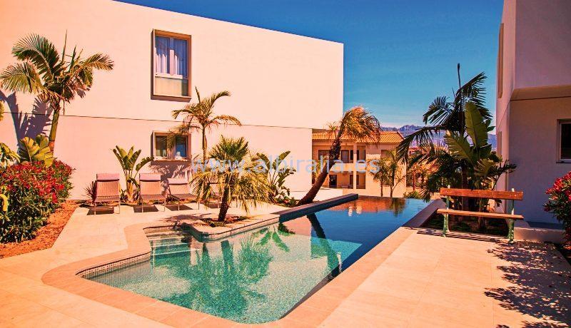 New build villa for rent in Albir 6