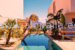 New build villa for rent in Albir 7