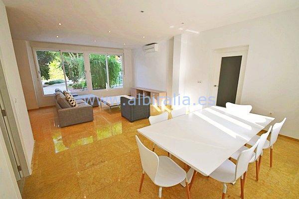 Ground floor apartment in Albir long term I A305