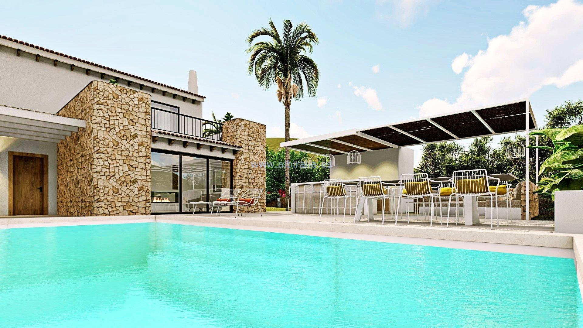 Exclusive property for a coupel in Albir I V306